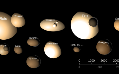 Trans-Neptunian Objects Divided Into Two Groups