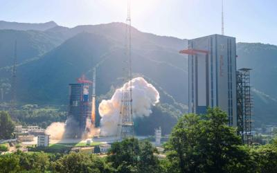 China Launches Tenth Trio of Yaogan 30 Satellites