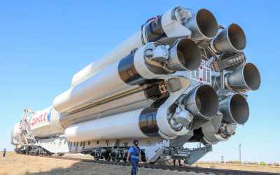 Russia Launches Nauka Multipurpose Lab to ISS