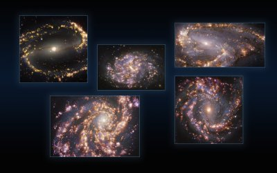 Star Formation is Highlighted by New Data Set