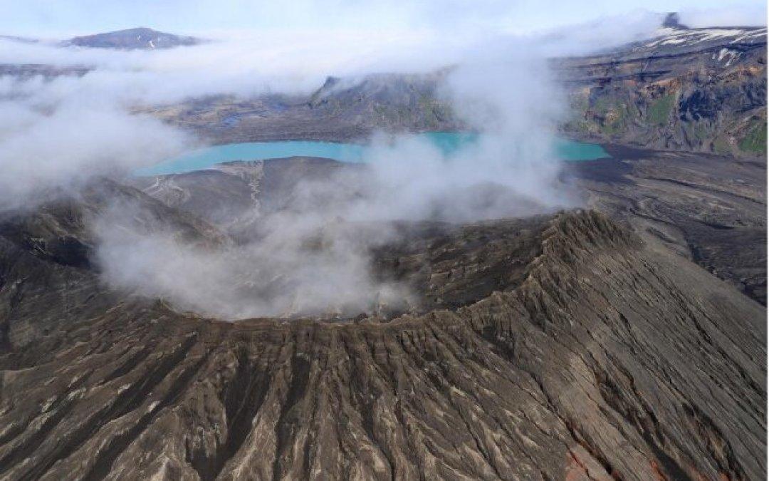 Geologist Details Fieldwork in Alaskan Caldera