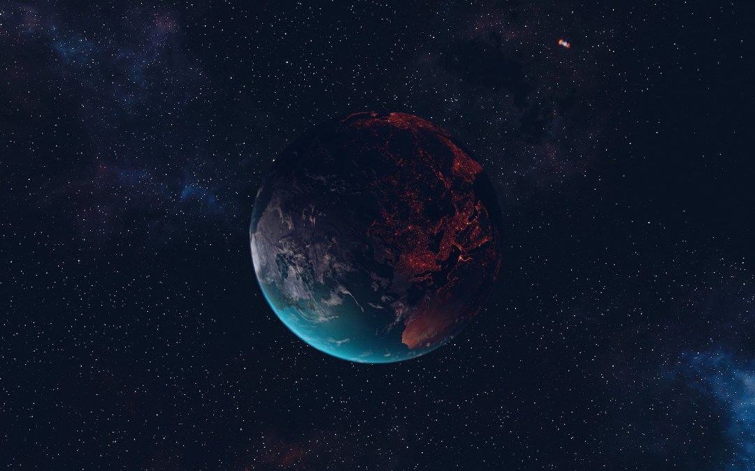 Earth Getting Dim With Climate Change