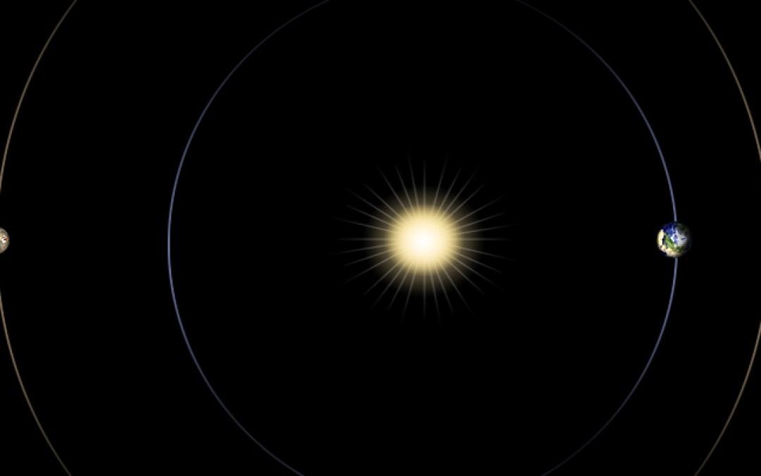 Mars Hides Behind the Sun, Silencing Spacecraft