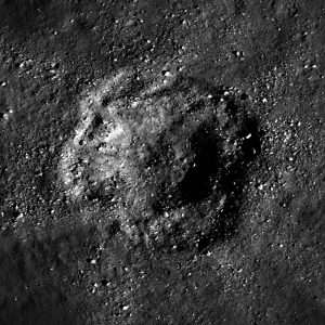 Concentric Crater