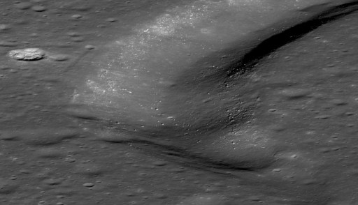 Landing At Apollo 15 Rille, Boulders, Craters