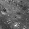 Apollo 15 landing site from the MoonMappers LRO database.