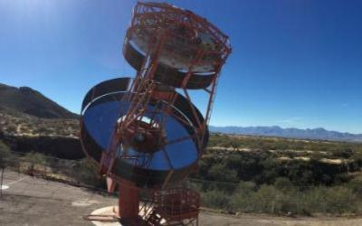 Scientists Detect Crab Nebula Using Innovative Gamma-Ray Telescope, Proving Technology Viability