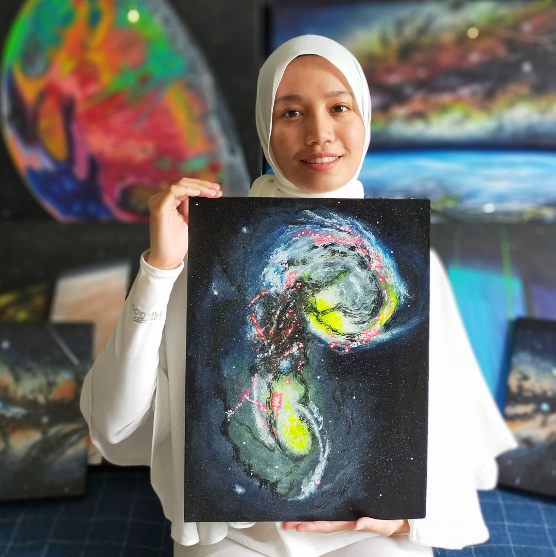 From Canvas to Cosmos
