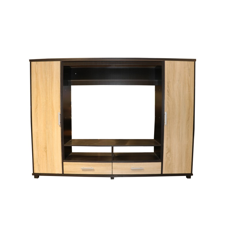archi meuble tv wenge light oak