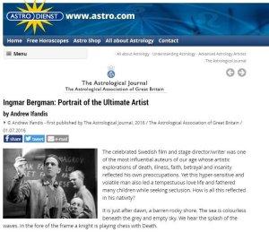 Astrological Analyses