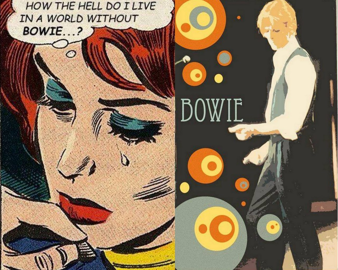 DAVID BOWIE – PARALLEL & CONTRA-PARALLEL ASPECTS OF A CULTURAL ICON