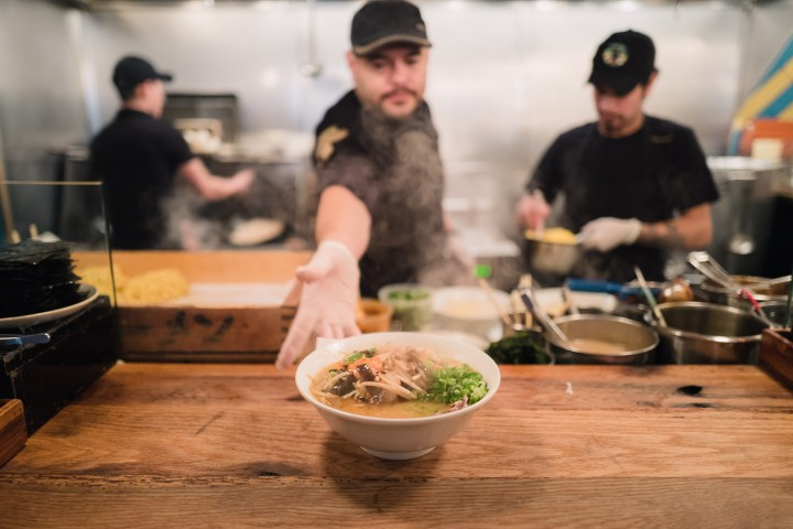 Noodle Fever: Daikaya Ramen and food photography with the Leica Q