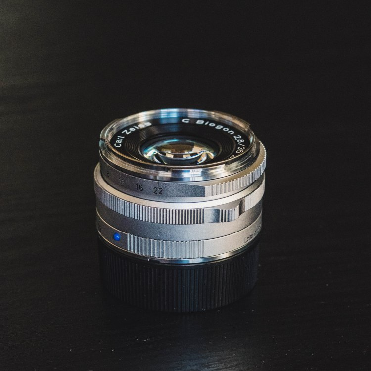 Zeiss C-Biogon 35mm