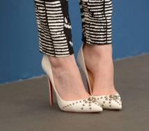 Emma Stone Pantyhose Feet Scarlett Johansson