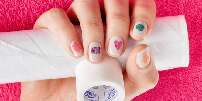 Cool Diy Nail Art Designs And Patterns For Christmas Holidays Zig Zag