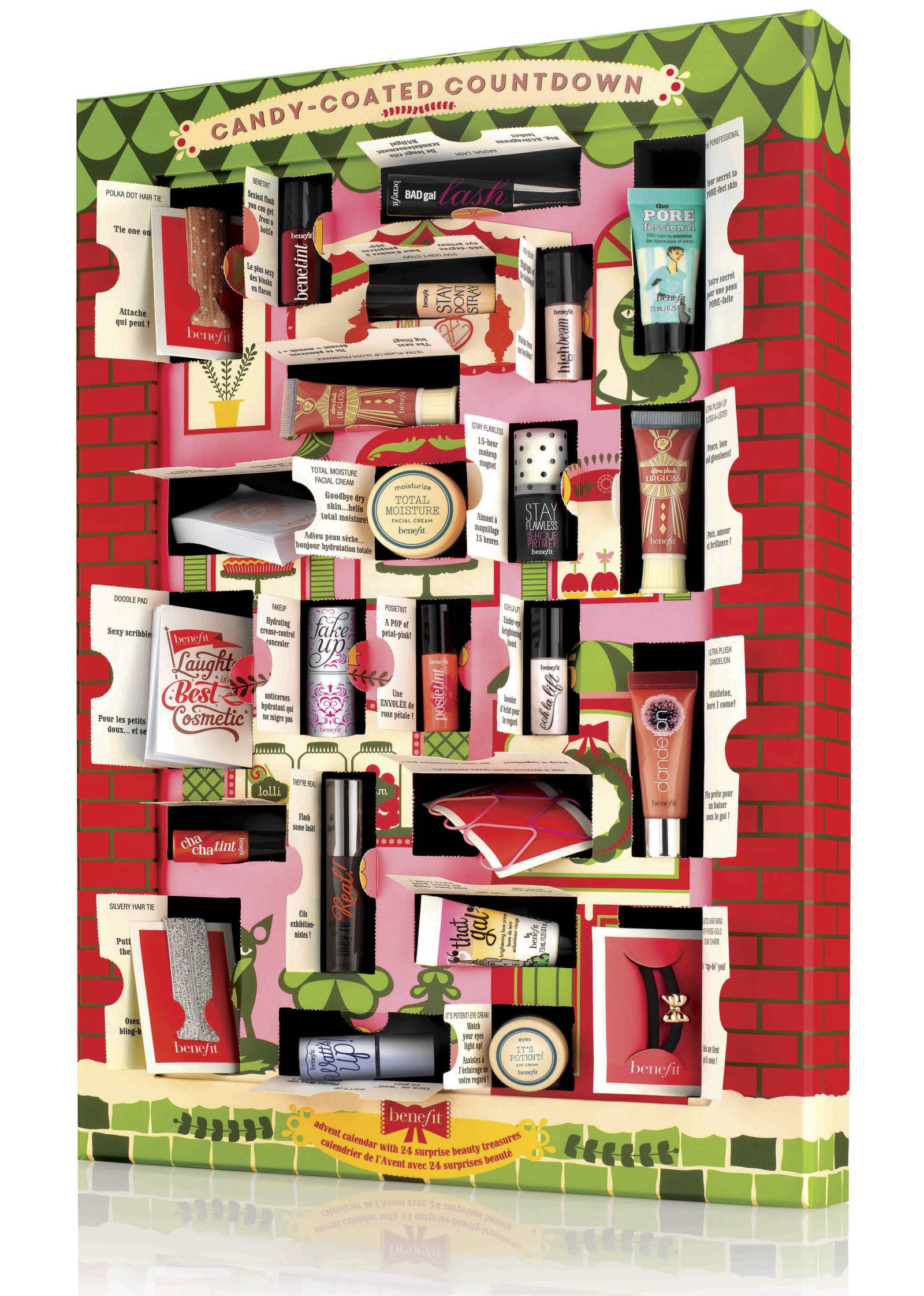 The best beauty advent calendars for 2014