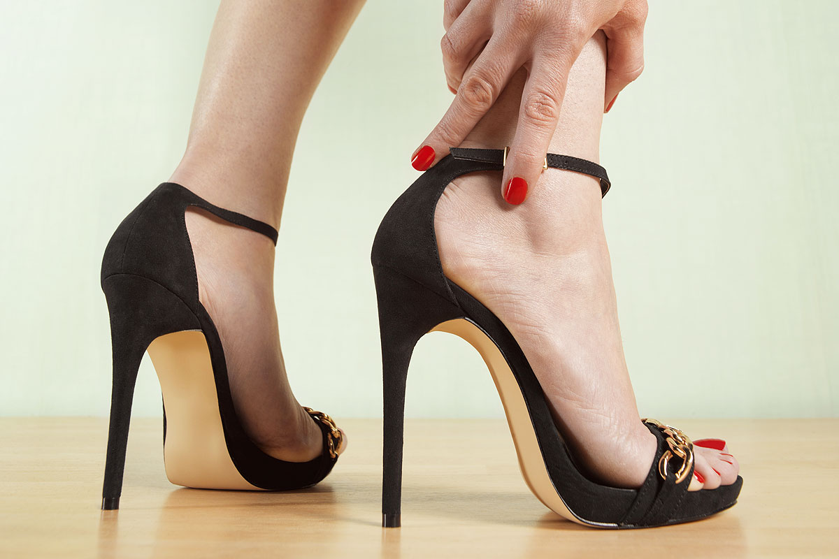 How to Heal Aching Feet from High Heels  Tips for Sore Feet