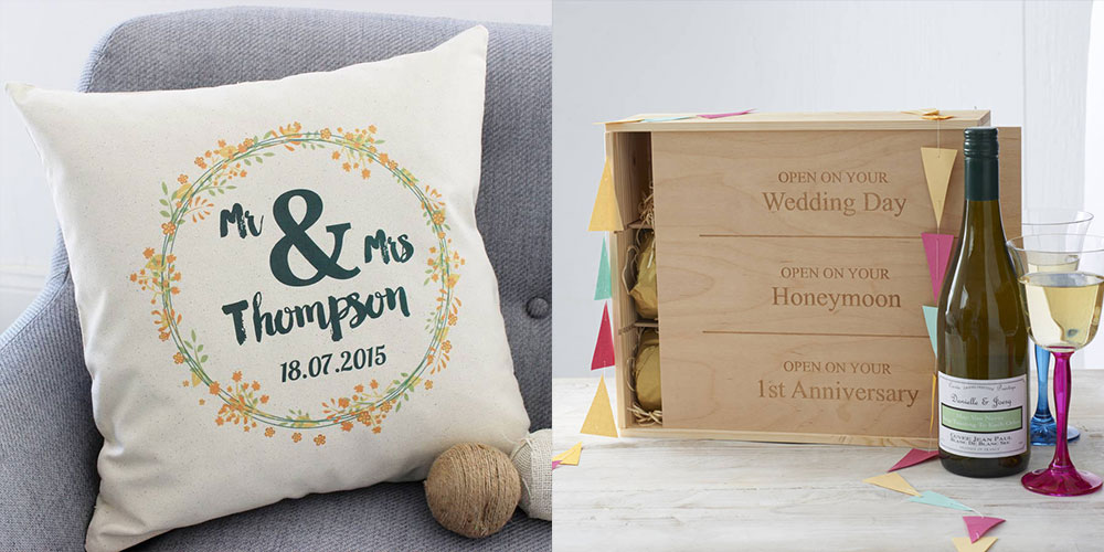 12 Unique Wedding Gifts Ideas