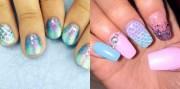 mermaid nail-art and 's