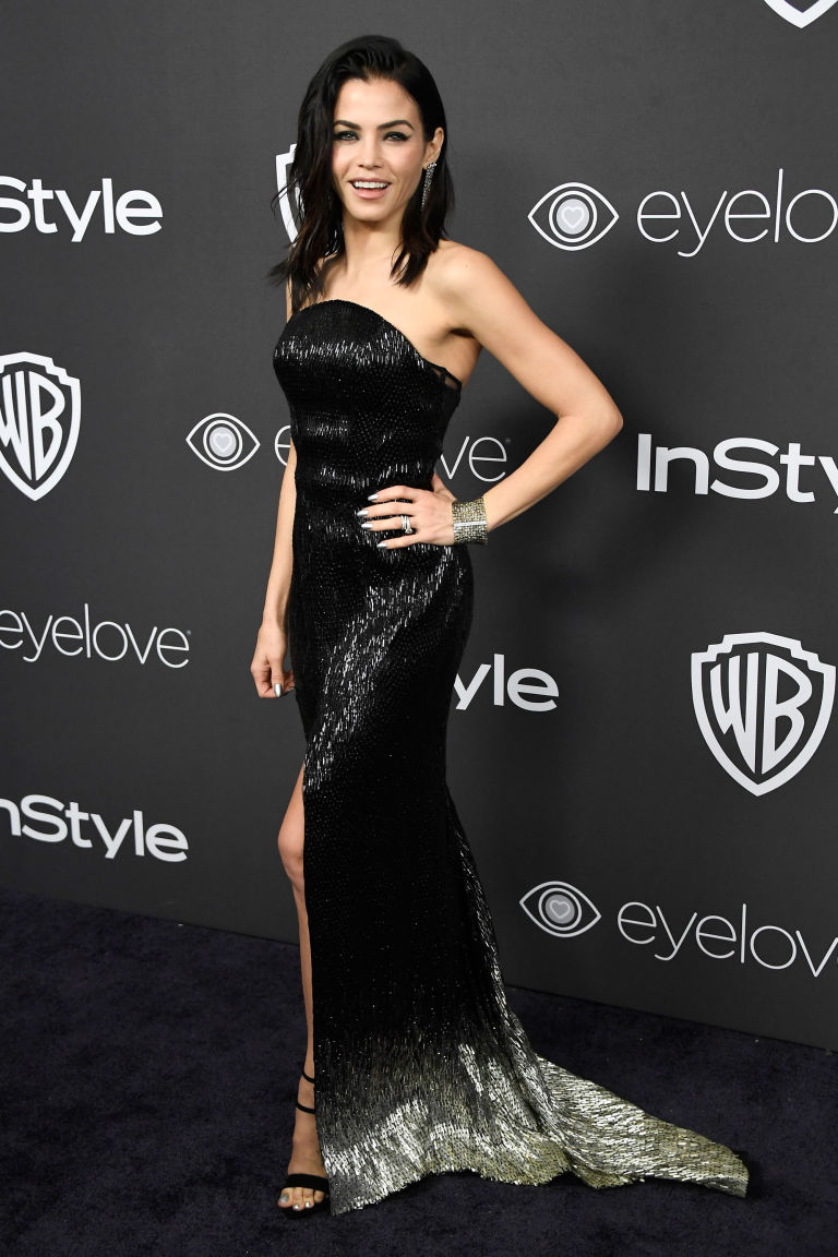 Image result for jenna dewan tatum golden globe 2017