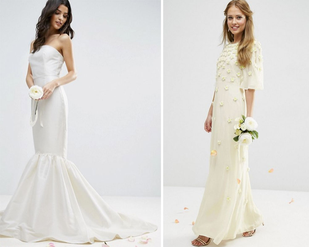 16 High Street Brands That Sell Wedding Dresses