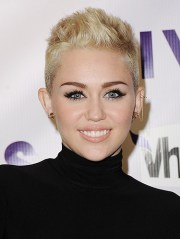 celebrity hairstyles miley cyrus