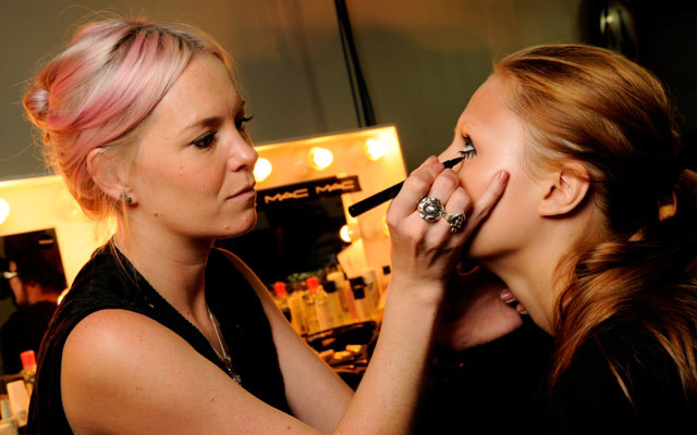 10 tricks of the trade from MAC makeup artist Cher Webb