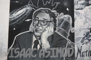 isaac-asimov-mural-ken-west