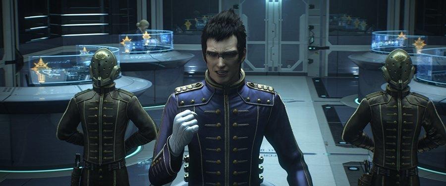 capitán harlock el futuro ya es pasado