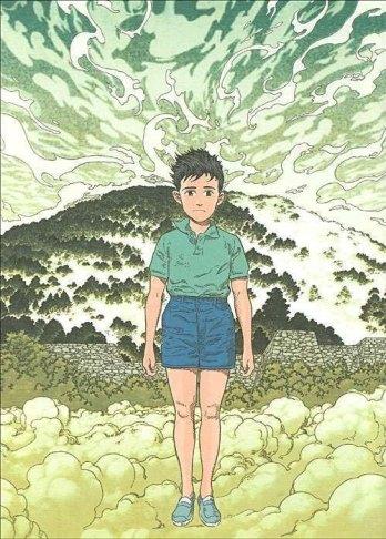 montaña mágica Jiro Taniguchi