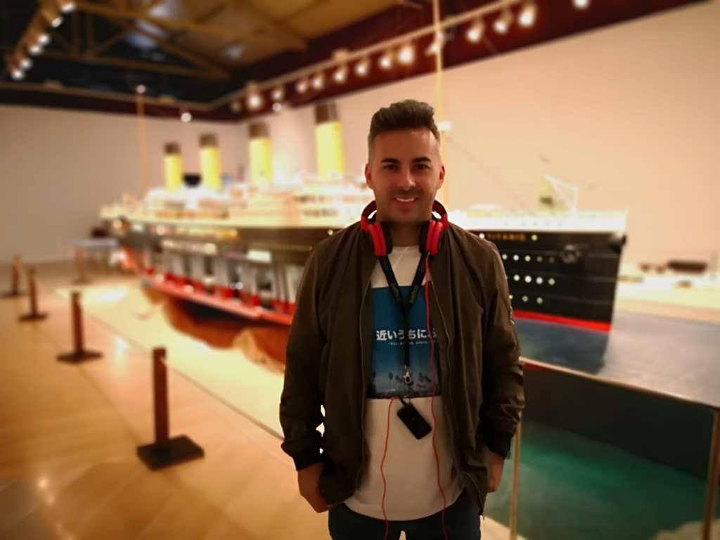 titanic barco jesús