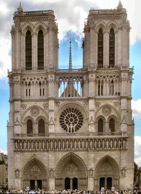 L'histoire De Notre Dame De Paris : l'histoire, notre, paris, Cathédrale, Notre-Dame, Paris.