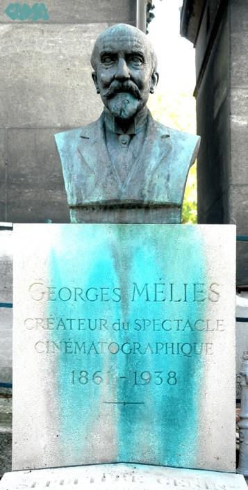GeorgesMelies Grave