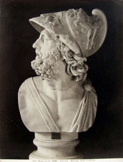 Head of Menelaus from Pasquino Group