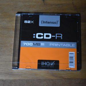 CD-R Intenso