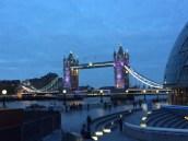 Bye bye, London!