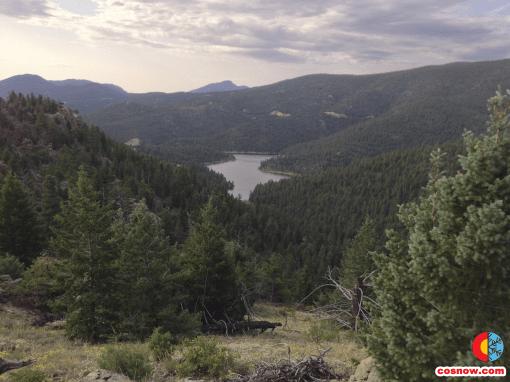Canyon at Gross Reservoir