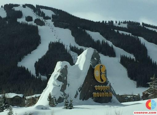 Copper Mountain in Colorado