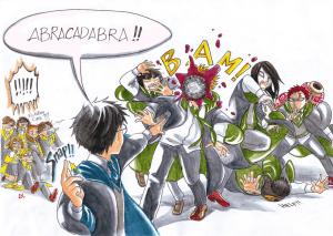 Abracadabra by dinosaurusgede