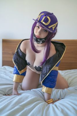 Legends league cosplay of porn League Of