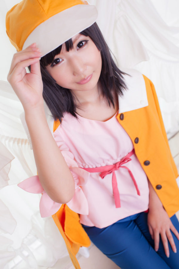 #EroCosplay Nadeko – Factory (cosplay.ero.darkp.com)