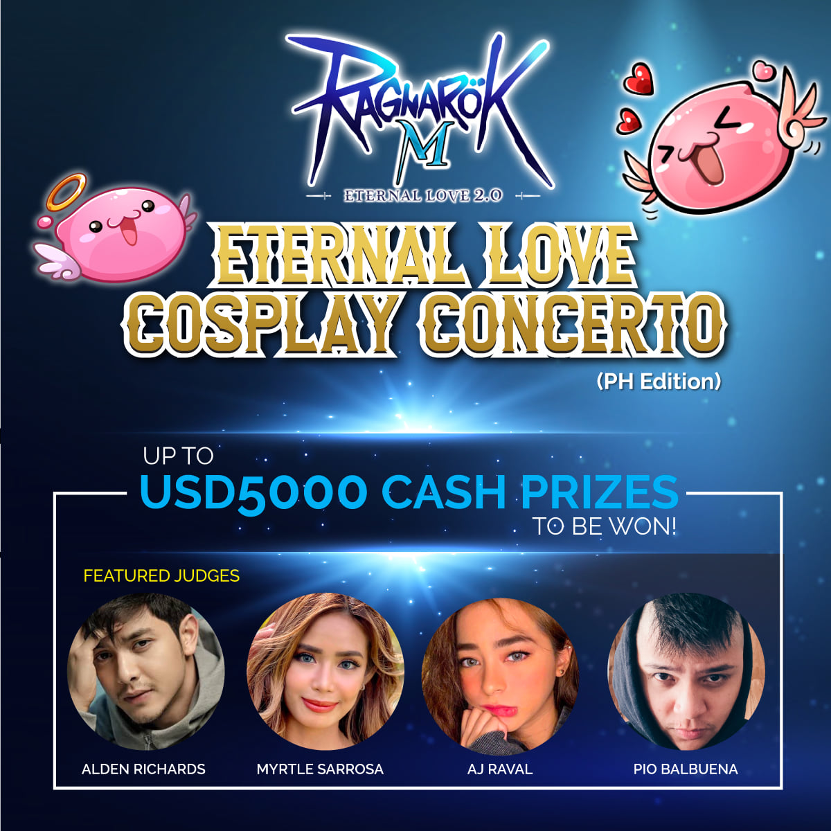 Ragnarok M: Eternal Love Cosplay Concerto