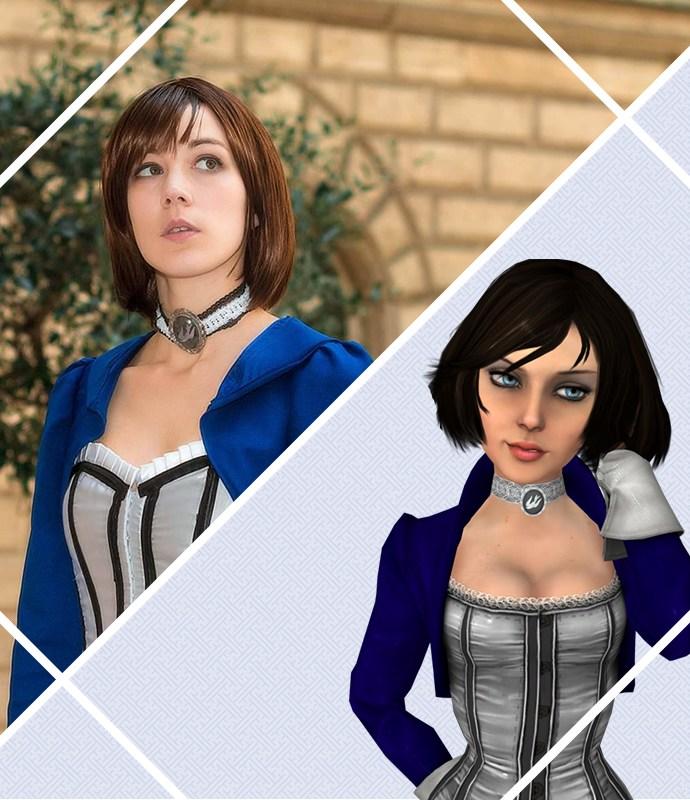Elizabeth – Bioshock Infinite – Paris