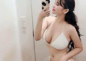 Hot girl ngực khủng sở hữu vòng một lên đến 108cm