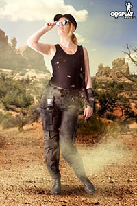 sarah erotica Terminator