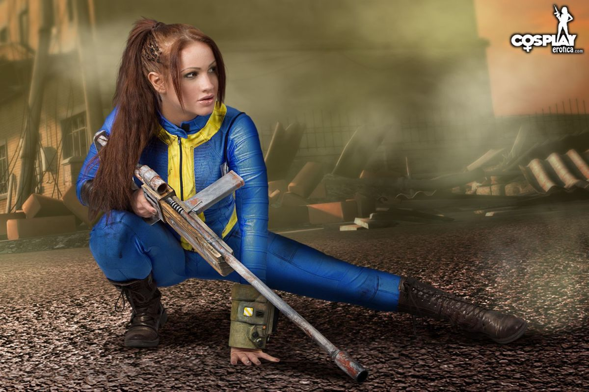 Fallout 4 cosplay porn