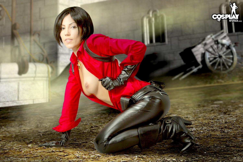 nude Ada wong cosplay