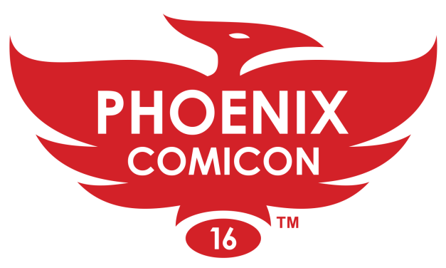 2016 Phoenix Comicon Hot As Hell