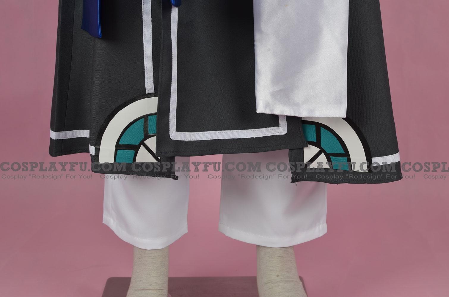 Custom Soren Cosplay Costume (2nd) From Fire Emblem