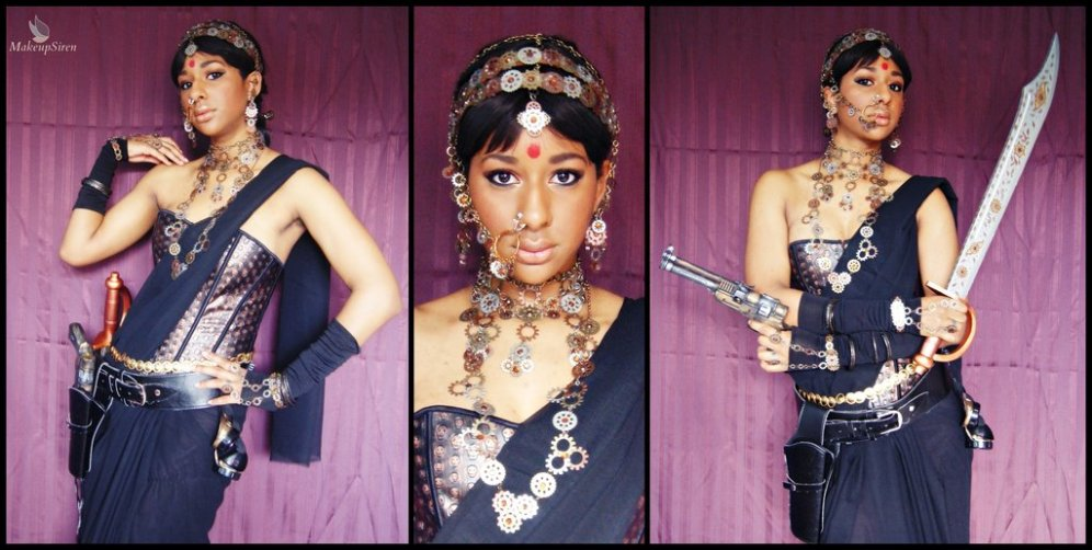 bollywood_steampunk__lady_sunahala_registana__by_makeupsiren-d5w6mcy